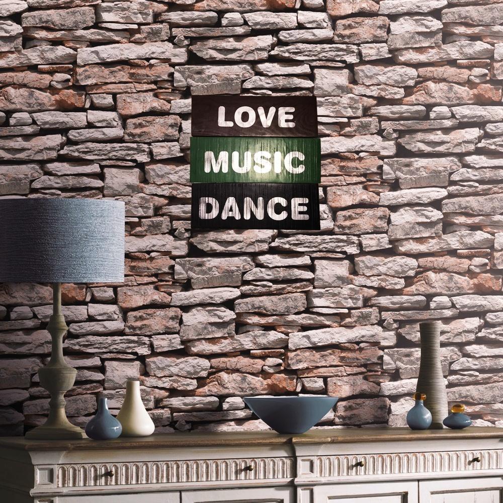 El Yapımı Ahşap Duvar Süsü Love Music Dance