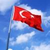 Kumaş Türk Bayrağı 60x90