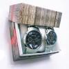 Spectrum Çiftlere Özel Metal Kordon Sevgili Saati SS-2211574