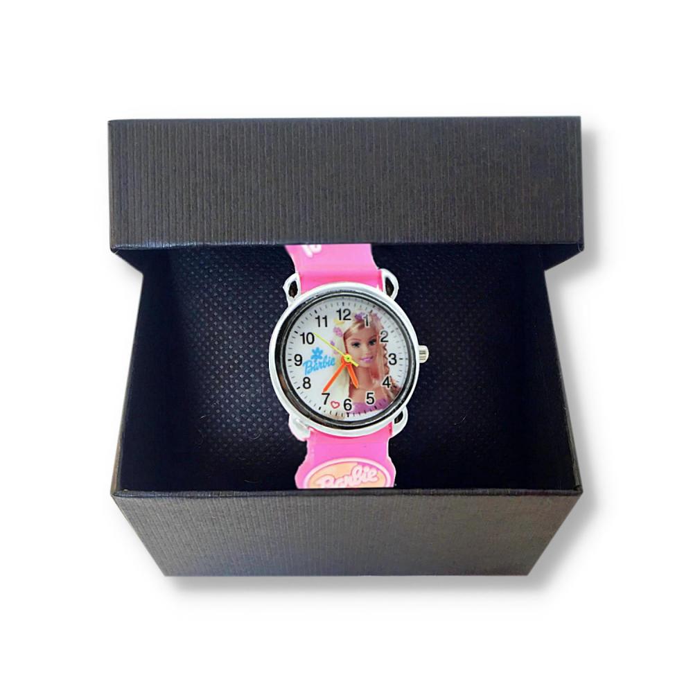 Kız Çocuk Kol Saati Barbie